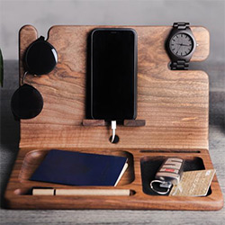 Cool Housewarming Gifts For Guys Phone Stand