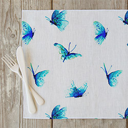 Cute Butteryly Gifts Place Mats