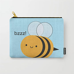 Gifts For Bee Lovers Pouch