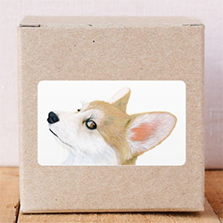 Gifts For Corgi Lovers Stickers