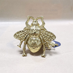 Honey Bee Gifts Brass Knobs