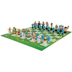 Modern Chess Sets Rick and Morty