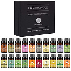Wellness Gifts Essential Oils